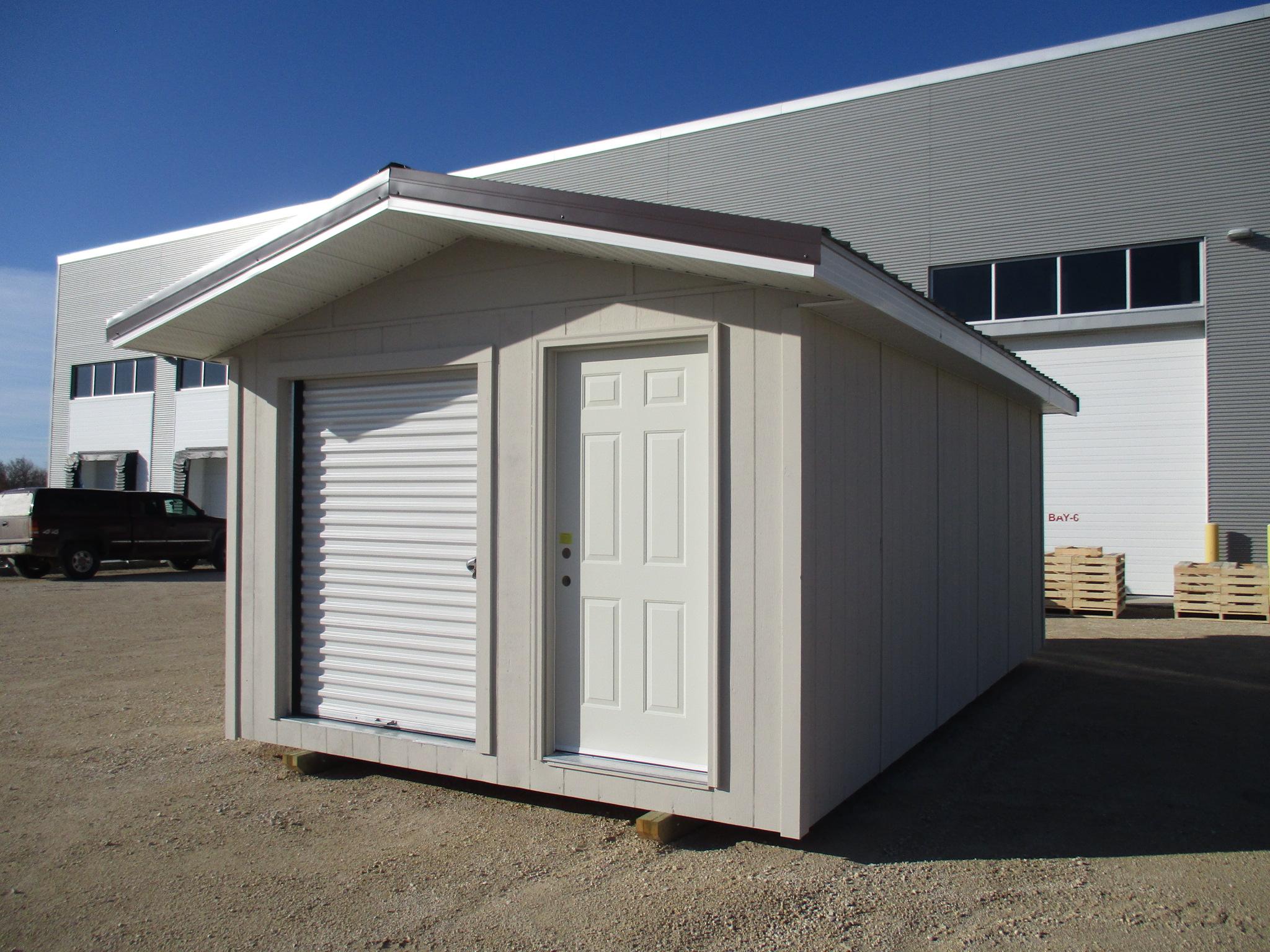 Garages et remises