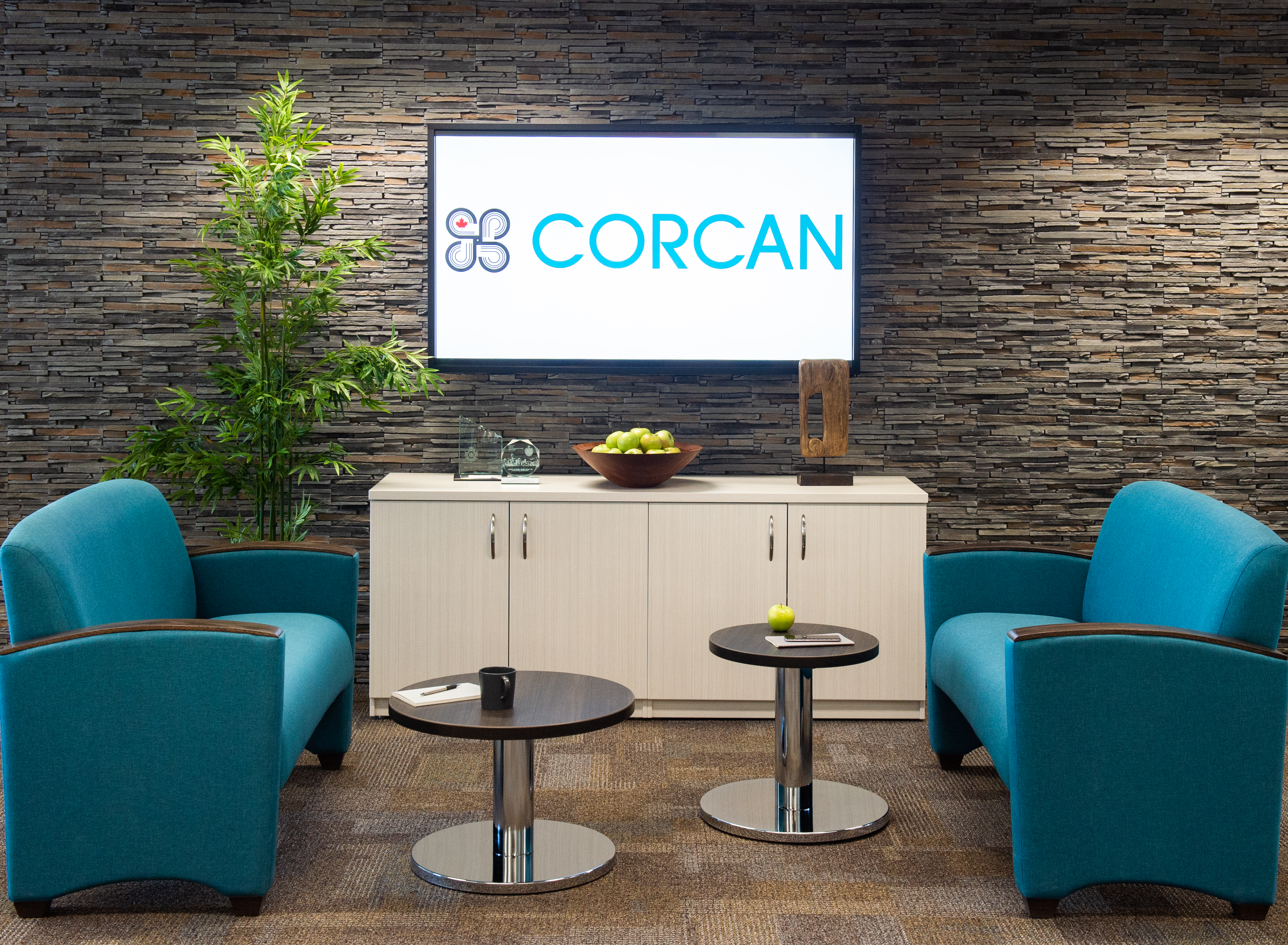 CORCAN Showroom