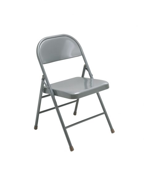 Non-Upholstered Folding Chair