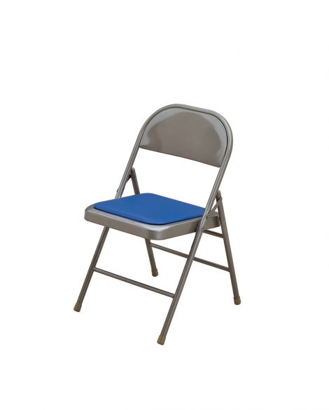 Upholstered Seat Folding Chair