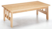 Burrard Coffee table made of wood