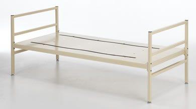 Cadet bed metal frame