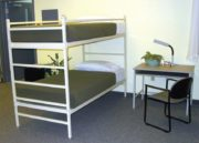 Cadet bunk beds