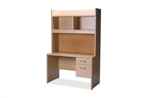 Dormaflex - Student desk with Hutch