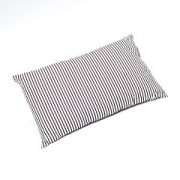 Stripped pillow